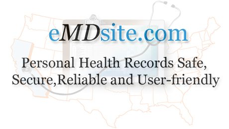 Emdsite – Personal Health Records